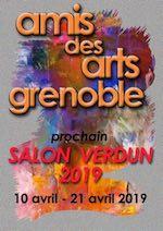 Salon 2019-amis des arts Grenoble
