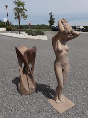 Nouveaux  bronzes